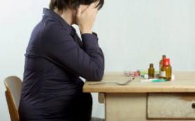 Хронический стресс во время беременности приводит к депрессии