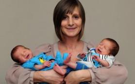 Лазерная хирургия спасла близнецов в утробе матери