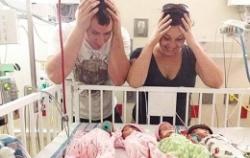 Молодая американка родила четверых детей вопреки страшной болезни