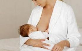 Кормление грудью нормализует кровяное давление