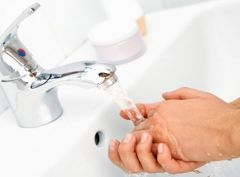 Мытье рук спасает жизнь!