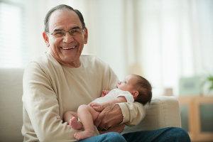 Мутация ребенка зависит от возраста отца