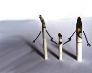 Дети родителей, которые курят, могут иметь симптомы никотиновой зависимости