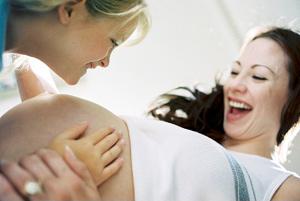 Утренняя тошнота может быть признаком преждевременных родов