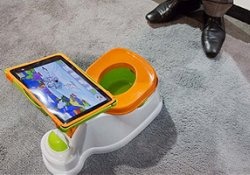 Почему приучать малыша к горшку лучше всего с помощью iPad