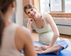 Как сохранить форму во время ожидания малыша