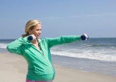 Спорт во время беременности опасен?