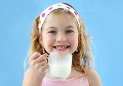 Подозрения сняты: молоко и молочные продукты детского ожирения не вызывают
