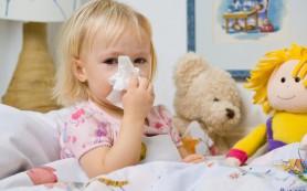 Очень простое лекарство от насморка у ребенка