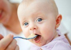 Детское питание содержит слишком много соли