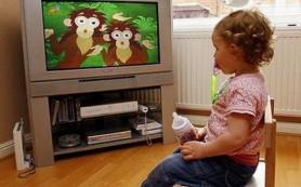 Телевидение может быть причиной антисоциального поведения детей
