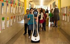 Робот вместо ребенка