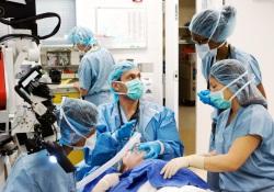 Анестезия в ходе наружного акушерского поворота улучшает исход процедуры