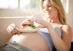 Ранняя беременность – причина избыточного веса в будущем