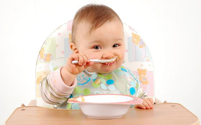 Эксперты предлагают запретить ГМО в детском питании