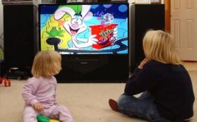 Телевизор делает из детей социопатов