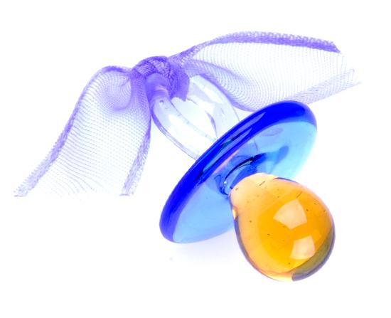 Соска может защитить младенца от аллергии