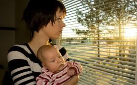 Постродовая депрессия сказывается на здоровье ребенка