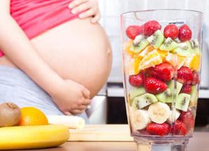 Рацион питания для беременных: как правильно выбирать продукты?