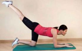 Убрать живот после родов: послеродовая гимнастика