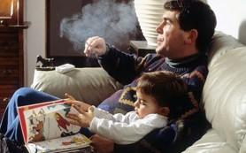 Курящие отцы повышают риск лейкемии у своих детей