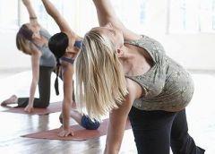 Упражнения во время беременности укрепляют сосуды будущего ребенка