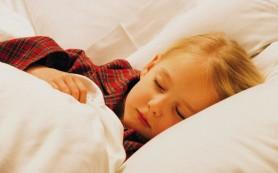 На заболеваемость детей влияет недосып