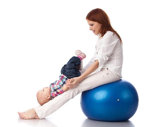 Фитнес после родов: возьмите на заметку