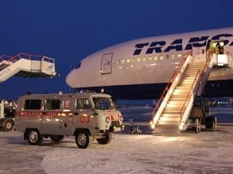 В Якутске госпитализировали снятую с самолета роженицу