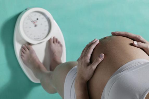 Мифы о беременности и весе