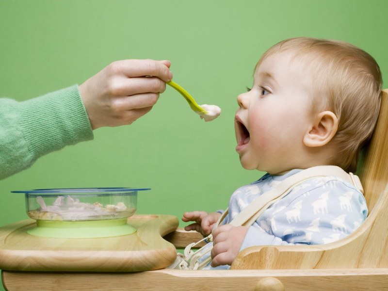 Стульчик для кормления – фактор риска детского травматизма