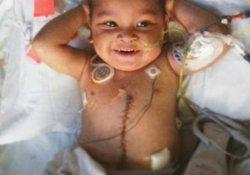 Пять новых органов спасли жизнь трехлетнего малыша