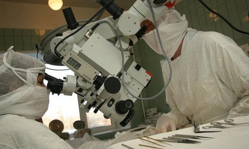 В Казани проведена первая в России внутриутробная операция на сердце плода