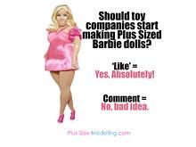 Эксперты спорят, вредят ли куклы с неидеальными формами психике детей