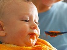 Насильное кормление детей всегда выливается в проблемы