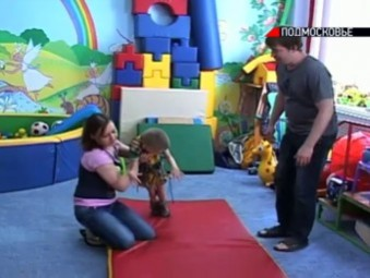 В Подмосковье энтузиасты открыли детский реабилитационный центр