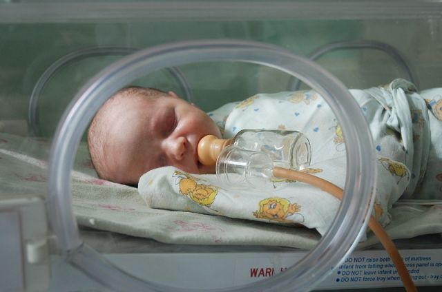 Новый фактор рискa для недоношенных детей
