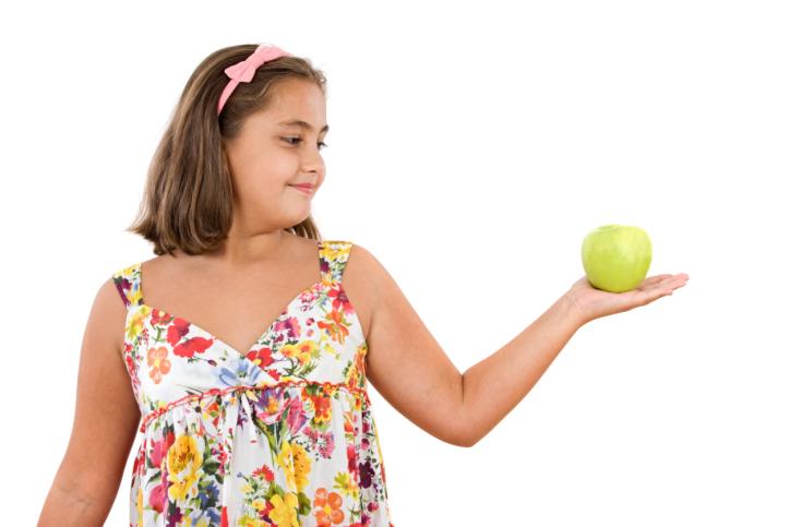 Как решить проблему лишнего веса у детей