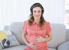 Беременные женщины более чутко реагируют на музыку