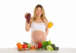 Правильное питание будущей матери – залог здоровья малыша на всю жизнь