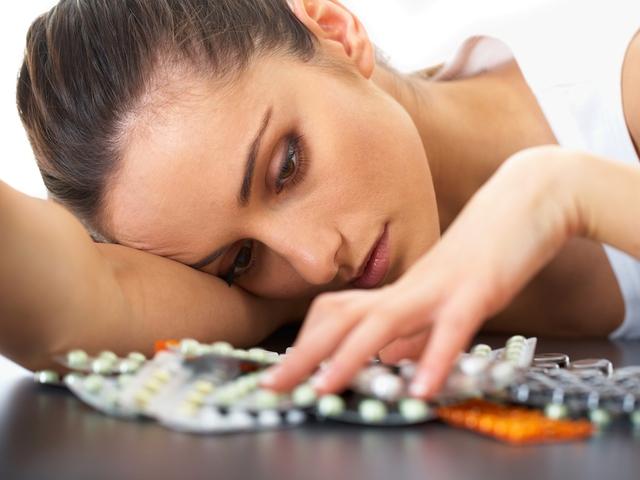 Прием лекарств увеличивает риск осложнений во время беременности