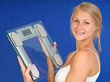 Вес женщины значительно не влияет на результативность ЭКО