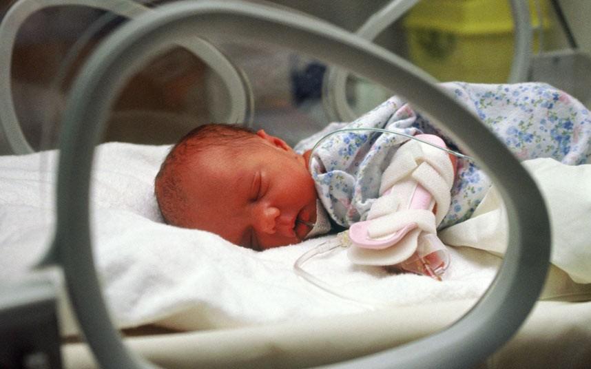 Головной мозг недоношенных детей отличается недстаточным развитием