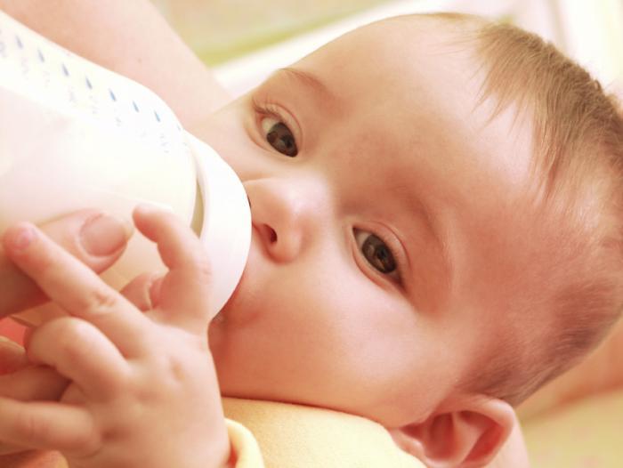 ГВ помогает наладить здоровое питание детей в будущем