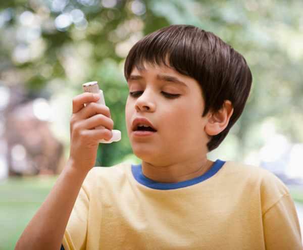 Какие дети чаще страдают от астмы