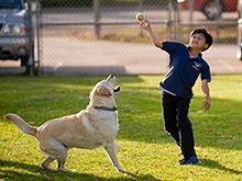 Физические нагрузки очень полезны для детей с синдромом дефицита внимания