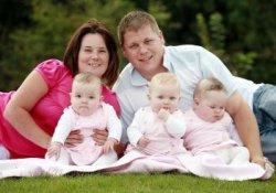 Женщина с двумя матками успешно родила тройню