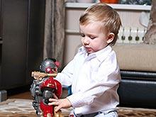Робоняня может навредить процессу развития ребенка