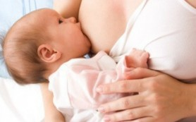 В столице открылся первый в России банк донорского грудного молока