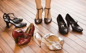 Выбор обуви на лето 2014